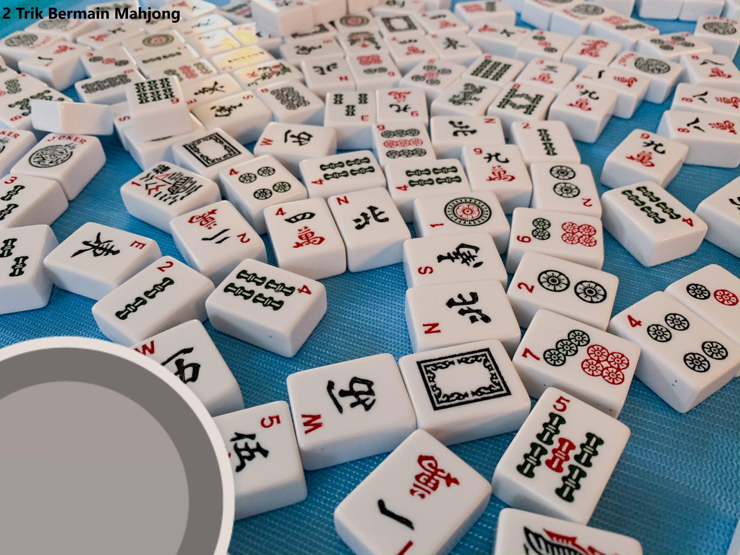 2 Trik Bermain Mahjong